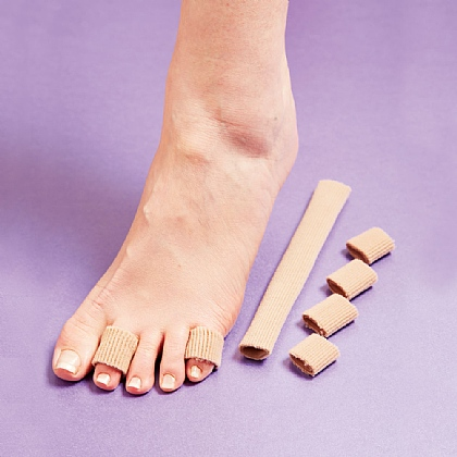Pack of 2 Toe Tubes - Buy 2 & Save £2