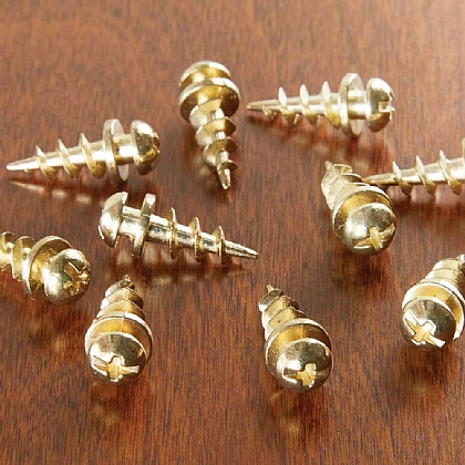Pack of 20 Picture Screws