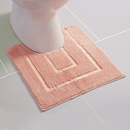 Plush Pedestal Mat - Buy 2 & Save £5