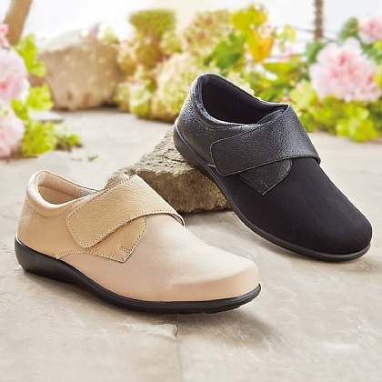 Ladies Stretch Comfort Shoes - Buy 2 & Save £10