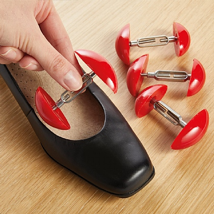 Set of 4 Width Shoe Stretchers