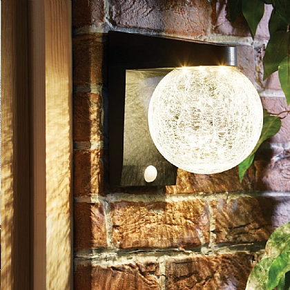Solar Globe Light - Buy 2 & Save £10