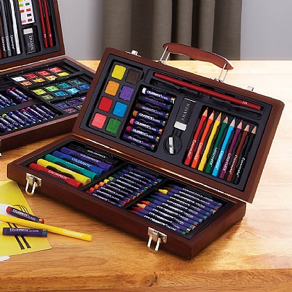 Bourne & Hollins 55-Piece Art Set - Buy 2 & Save £5