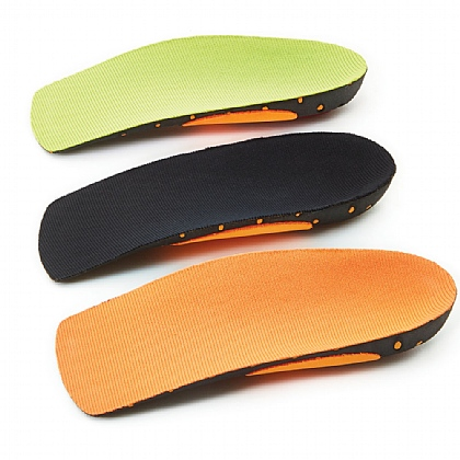Set of 3 Orthotic Insoles