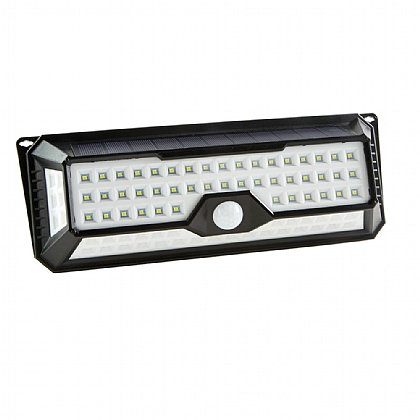 86 LED Solar Security Light