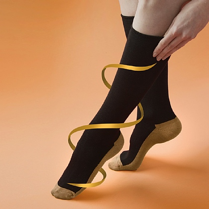 Copper Compression Socks - Buy 2 & Save £5