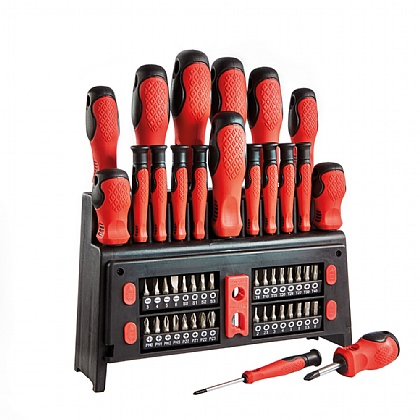 50 Piece Screwdriver Set