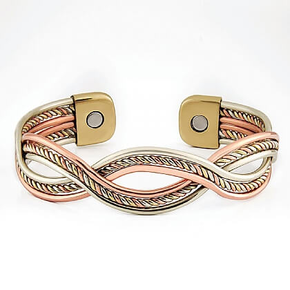 Magnetic Copper Bracelet - Buy 2 & Save £5