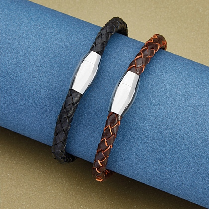 Leather Bracelet - Buy 2 & Save £6