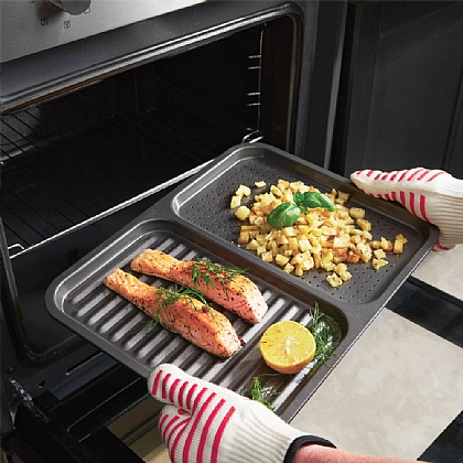 2-in-1 Roasting Tray