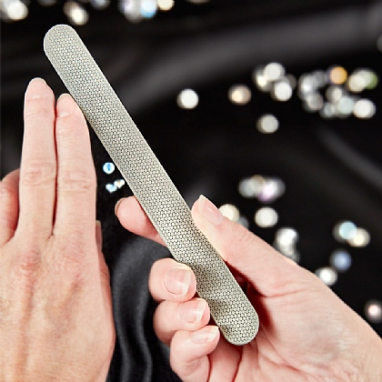 Pack of 2 Diamond Nail Files