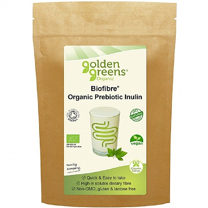 Golden Greens Organic Inulin 500g