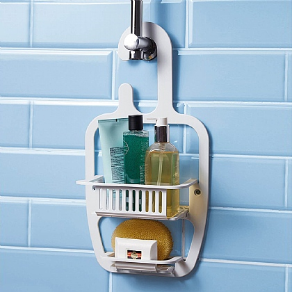 Folding Shower Caddy - Buy 2 & Save £5