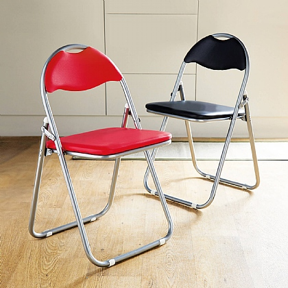 Pair of Folding Everyday Chairs