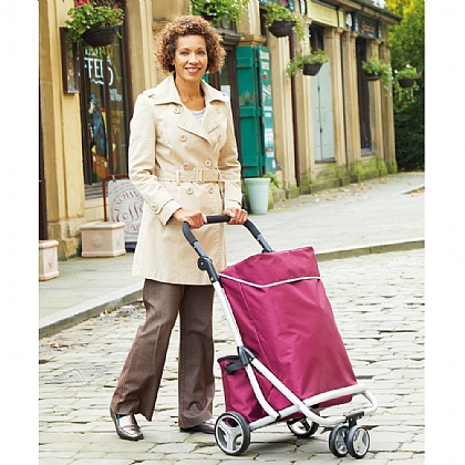 Freedom Lite Shopping Trolley