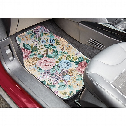 Pack of 4 Tapestry Car Mats