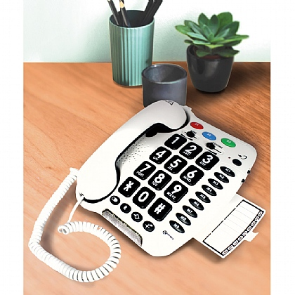 Amplified Big Button Home Phone