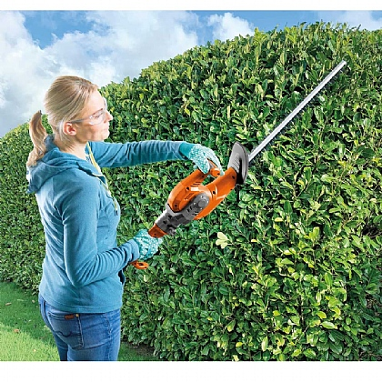 2-In-1 Hedge Trimmer