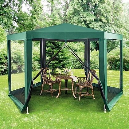 1.8m Hexagon Gazebo