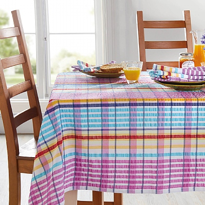 Seersucker Table Linen