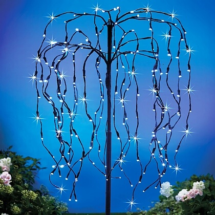 Solar Willow Tree - Buy 2 & Save £10