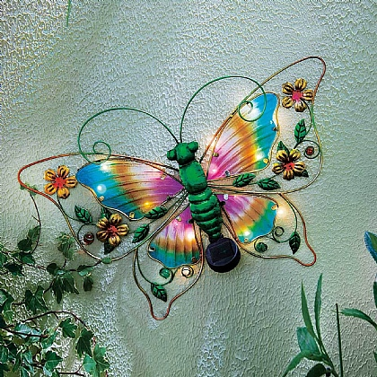 Solar Light-Up Butterfly