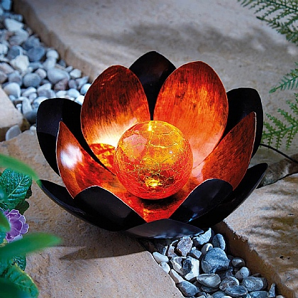 Solar Lotus Flower - Buy 2 Get 1 Free