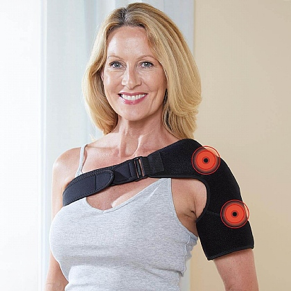 Copper Therapy Shoulder Support