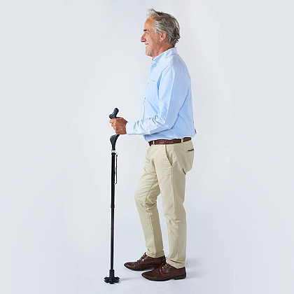 Better Posture Walking Stick