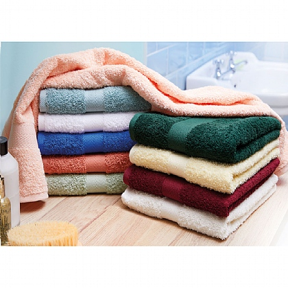 Turkish Cotton Bath Towel - Buy 1 Get 1 Free