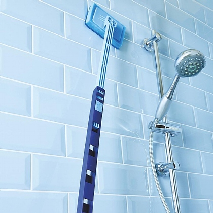 Telescopic Bathroom Scrubber