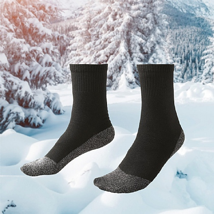 Below Zero Socks - Buy 2 & Save £3