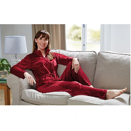 Women's Velour Lounge Set