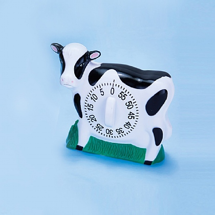 Cow Kitchen Timer - Buy 2 & Save £5