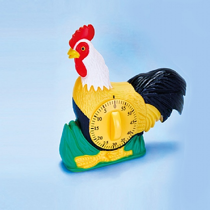 Rooster Kitchen Timer - Buy 2 & Save £5