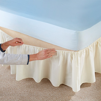 Pack of 2 Easy-Fit Valances