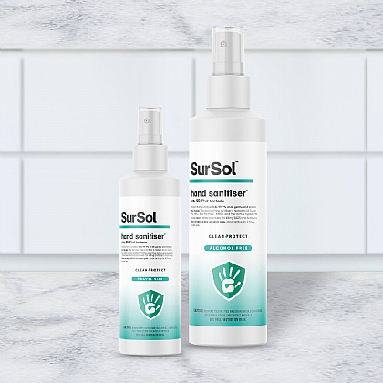 SurSol Hand Sanitiser - Buy 2 & Save £3