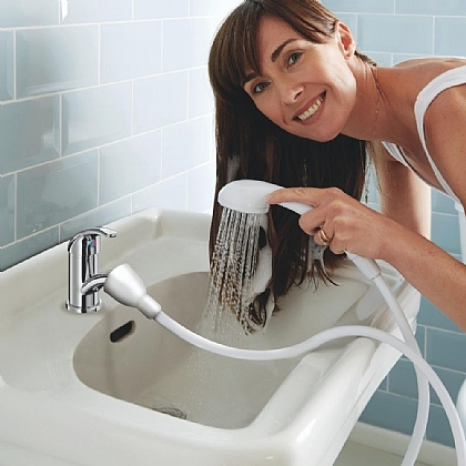 Mixer Tap Shower Head Attachment