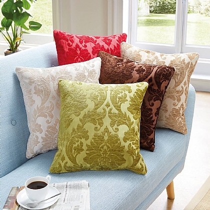Damask Cushions - Buy 1 Get 1 Free