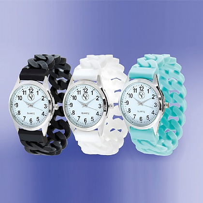 Stretch Comfort Watches - Buy 2 & Get 1 Free