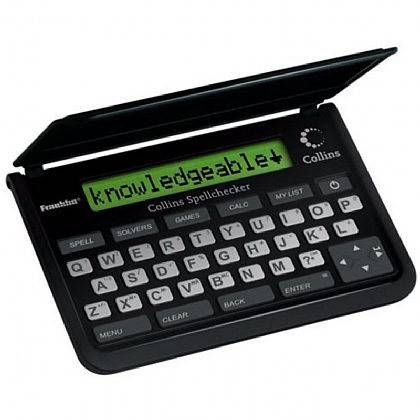 Collins Spell Checker & Crossword Solver