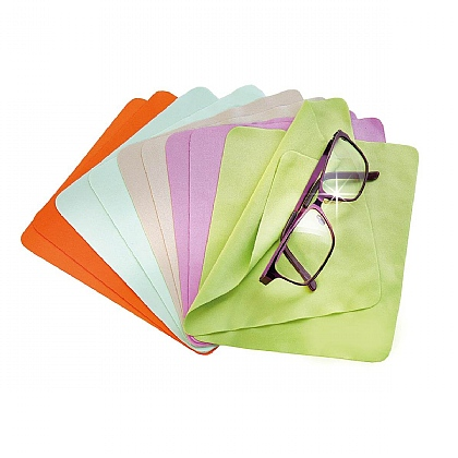 Pack of 10 Spectacle Cleaning Cloths