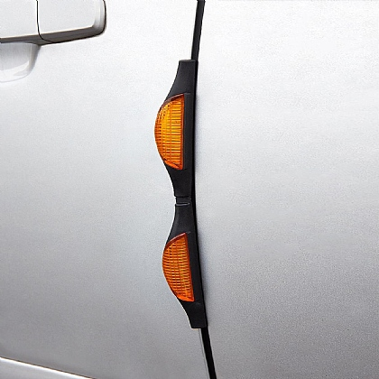Pack of 4 Reflective Car Door Guards