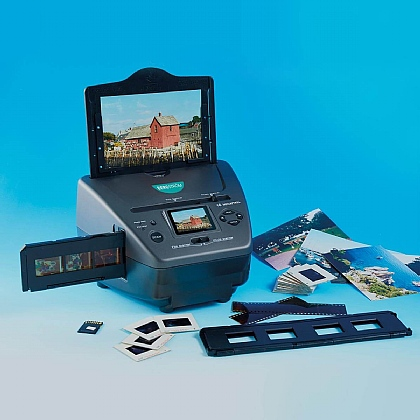 Film and Slide Scanner