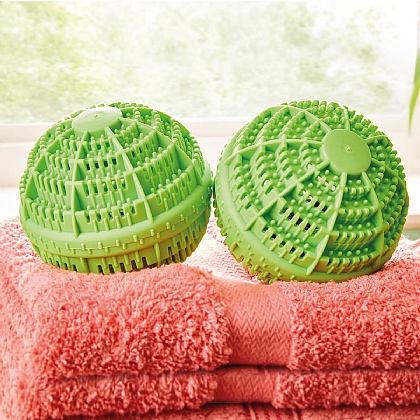 Pack of 2 Eco Laundry Balls