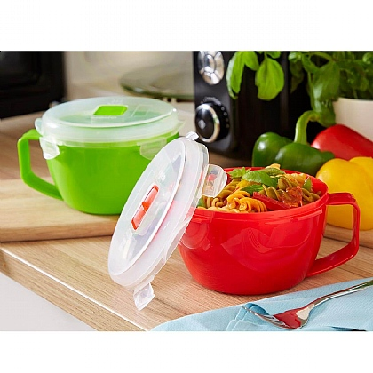 Pack of 2 Microwave Bowls
