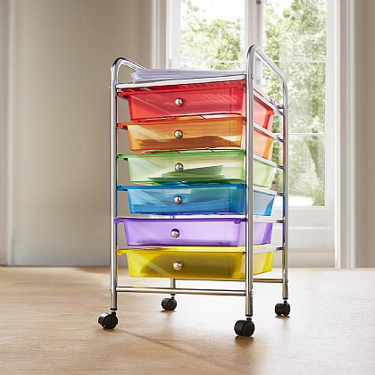 Wheeled Organiser Drawers