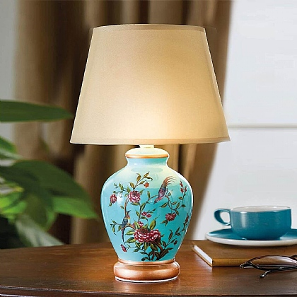 Cordless Ceramic Lamp - Buy 2 & Save £10