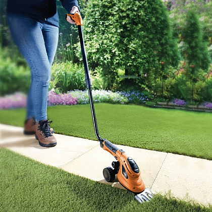 Rechargeable Hedge & Grass Trimmers