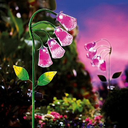 Solar Foxglove Stake - Buy 2 & Save £5